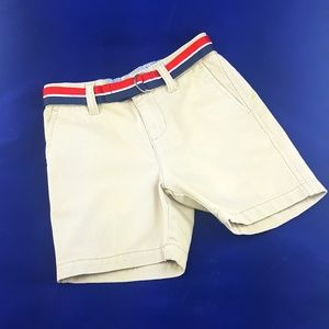 Tommy Hilfiger Khaki Shorts 24 Months Boy Girl